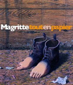 Magritte tout en papier