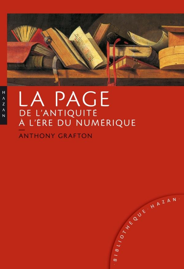 La page de l'antiquité à l'ère du numérique. Histoire, usages, esthétiques