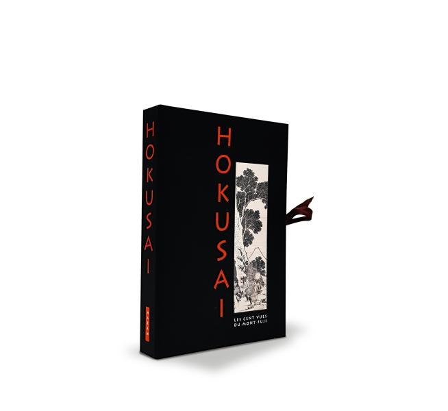 Hokusai Les Cent vues du Mont Fuji -  Edition 2020
