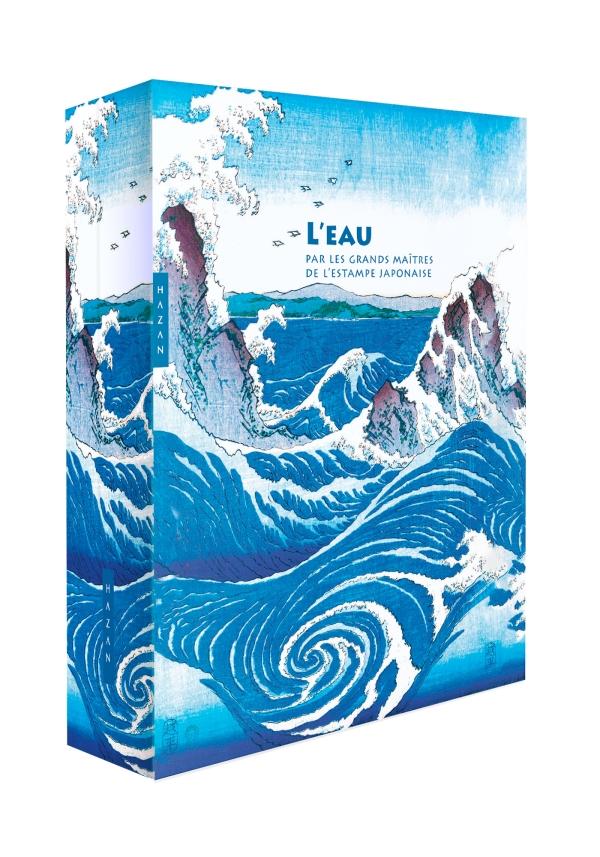 L'eau par les grands maîtres de l'estampe japonaise (coffret)