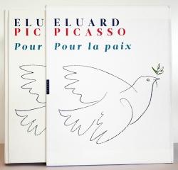 Eluard/ Picasso Pour la paix (Coffret)