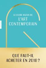 Guide Hazan de l'art contemporain